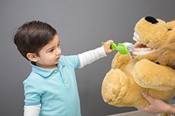 Bebeklerde Ağız Diş Bakımı