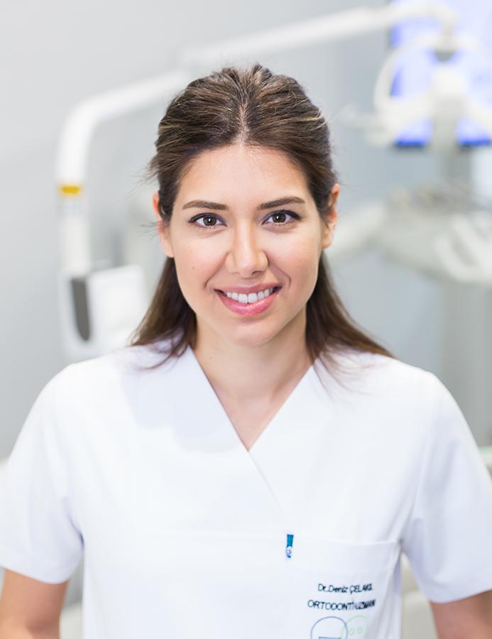 Ortodonti Uzmanı Deniz ÇELAKIL